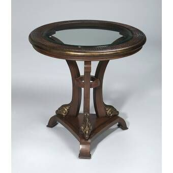 Imperial Palace End Table End Tables How To Antique Wood Table