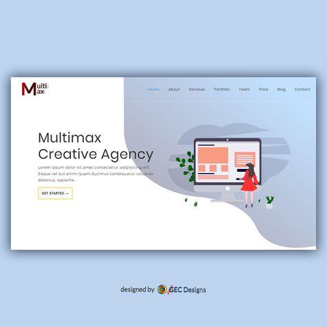 Free Responsive Website Templates Website Template Design Business Website Templates Ecommerce Website Design