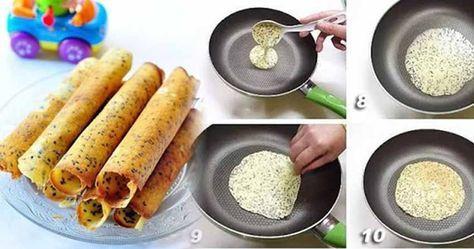 Silahkan Baca Artikel Resep Egg Roll Praktis Menggunakan Teflon Ini Selengkapnya Di Kompi Nikmat Di 2019 Resep Resep Masakan Dan Makanan