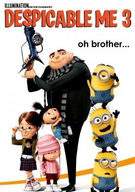 Despicable Me 3 Dvd Movie Available At Nah Lrc