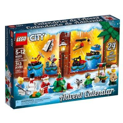 Lego City Advent Calendar 60201 Lego City Advent Calendar Lego