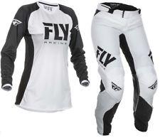 Women/'s ATV Off-Road MX 2019 Fly Racing Women/'s Pro Lite Motocross Gear Combo