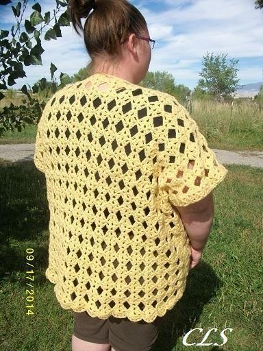 Crochet Shrug Plus Size Pattern Crochet Patterns Crochet