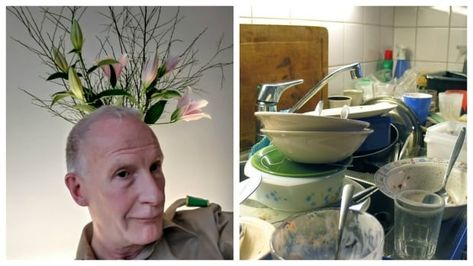 For Bill Richardson, part-time dishwashing became a road to salvation | CBC Radio