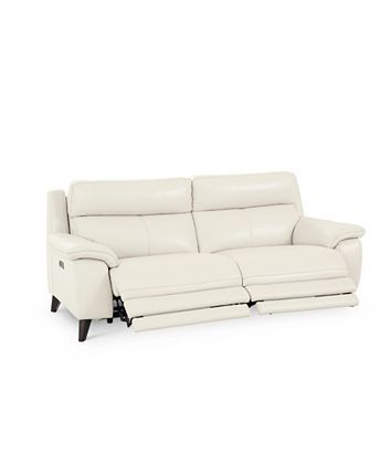 Furniture Milany 87 In 2020 Power Reclining Sofa Power Recliners Reclining Sofa