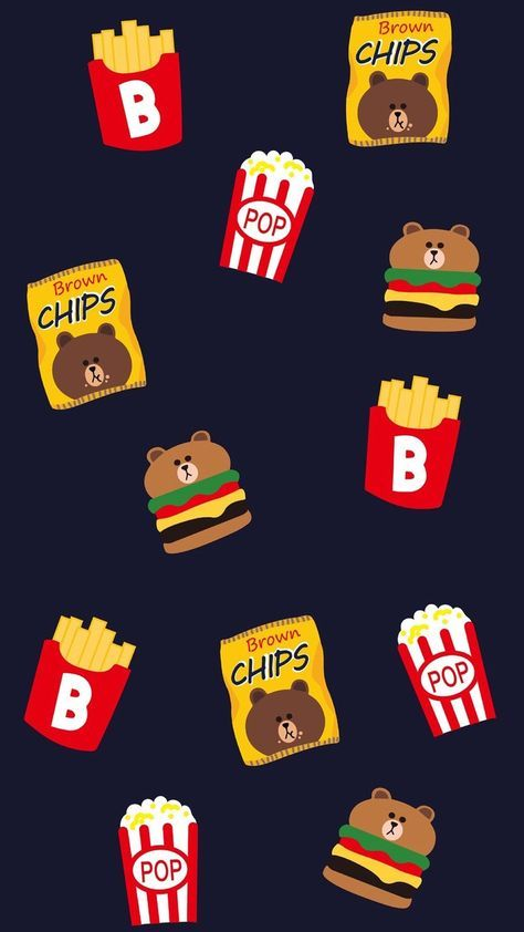 55 Best Ideas Wallpaper Phone Cute Quotes Style Cute Food Wallpaper Friends Wallpaper Food Wallpaper