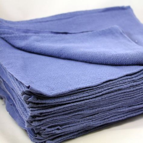 Pack of 12 Towels by Doctor Joe Yellow 16 x 25 New Surgical Huck Towel