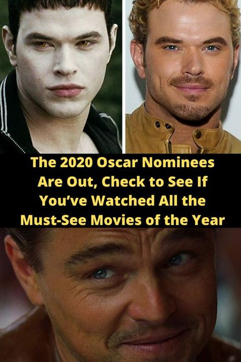 The 2020 Oscar Nominees Are Out, Check to See If You've Watched All the Must-See Movies of the Year#OMG #WTF #Humor #Gags #Epic #Lol #Memes #Weird #Hot #Bikni #Fails #Fun #Funny #Facts #Hot Girls #Entertainment #Trending #Interesting