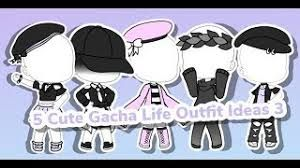 Image result for Ideas for gacha life outfits