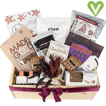 Holiday Vegan Gift Christmas Gift Baskets Vegan Gifts Holiday