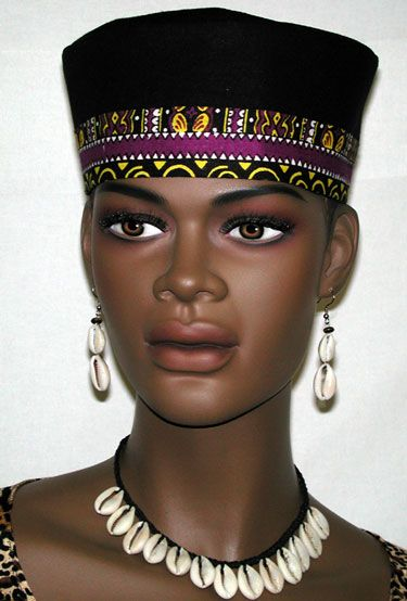 Kufi Hats African Hats Hats For Women Afro Clothes
