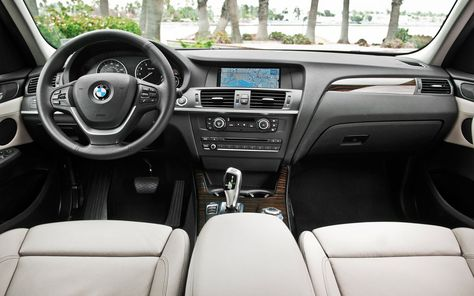 2013 BMW X3 XDrive  Once you go Beamer you never go back!