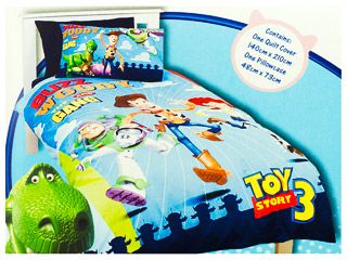 Toy Story Bedding Quilt Cover Set The Gang Single | Spencer's ... : toy story quilt cover set - Adamdwight.com