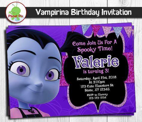 Disney Junior Birthday Invitations