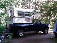 1981 7 Ft C O Campers For Sale Camper Truck Camper