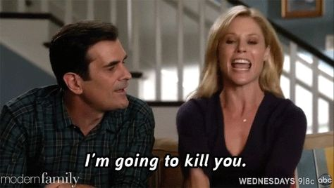 I M Going To Kill You Modern Family Episodes Modern Family Family Video