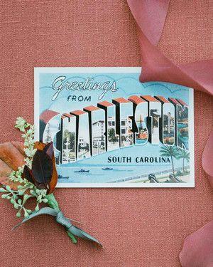 Image result for postcard aesthetic | Postcard wedding