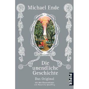 Die unendliche Geschichte - Michael Ende #read #deutsch #want