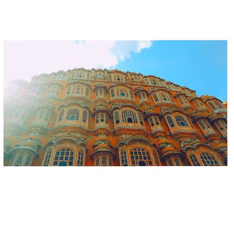 One Last Time The Captivating Hawa Mahal I Am Going To Miss You
