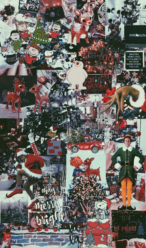 Vsco Ellawallaace In 2019 Christmas Wallpapers Tumblr
