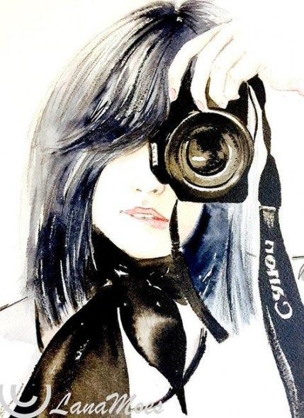 15+ ideas for painting portrait black and white art #painting