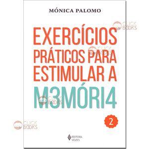 Exercicios Praticos Para Estimular A Memoria Vol 2 Psicopedagogia