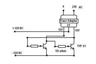 220v Ac To 12v Dc Converter Circuit Diagram Without