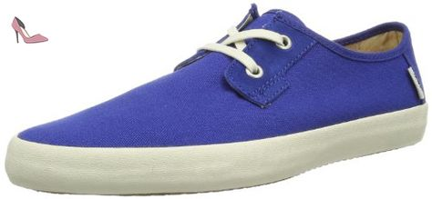 Vans M Michoacan, Baskets mode homme - Bleu (True Blue ...