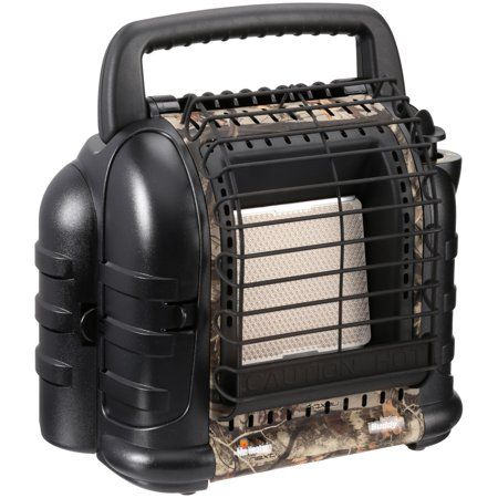 Mr Heater Hunting Buddy Camo Heater And Accessories Bundle Massachusetts Propane Gas Heaters Propane Heater Heater
