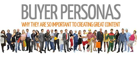 Buyer personas help you write more quality content
