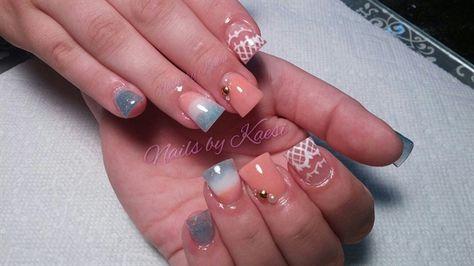 SLC by nailsbykaesi - Nail Art Gallery nailartgallery.nailsmag.com by Nails Magazine www.nailsmag.com #nailart #Acrylic #nails #boise #nampa #CALDWELL #meridian #Kuna #IDAHO #EZFLOW #nailtech #Acrylicnails #nailartist #nailpro