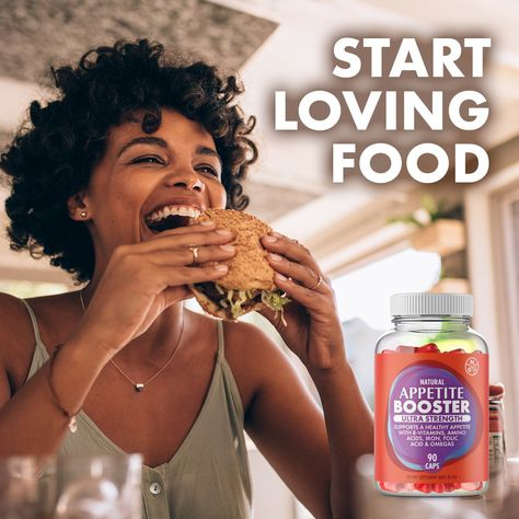 Appetite Booster Capsules