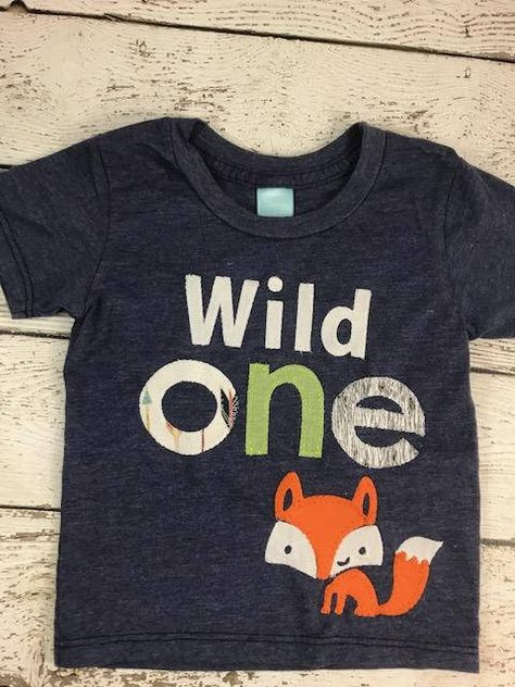 0e3f8bf9d Wild one birthday shirt First birthday shirt Wild 1 organic shirt ...