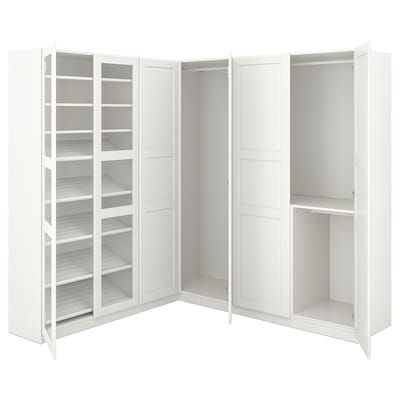 armoire d angle armoire penderie ikea pax