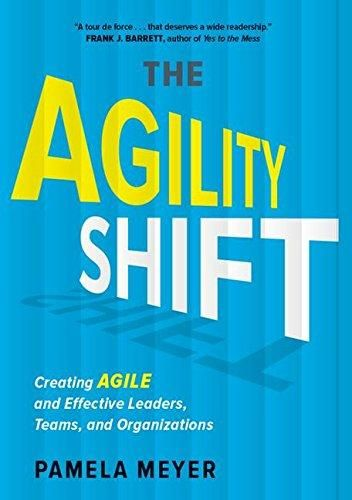 Pdf Download Agility Shift Creating Agile And Effective Leaders Teams And Organizations Ebook Pdf Download Read Au In 2020 Books To Read Online Agile Org Chart