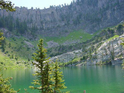 Bloomington Lake, Idaho