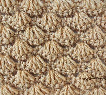 MyPicot | ~ Free crochet patterns ~  ༺✿Teresa Restegui http://www.pinterest.com/teretegui/✿༻