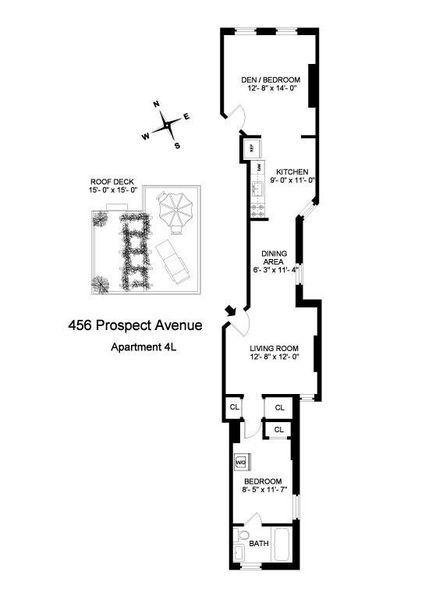 Image Result For Railroad Apartment Floor Plan Floorplans
