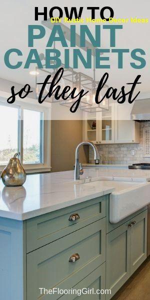 Amazing Rustic Kitchen Island Diy Ideas Diy Kitchen Remodel Kitchen Design Diy Diy Kitchen Cabinets