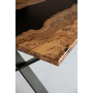 Epingle Par Blackwell Carpentry Sur Live Edge Counter Table Bois Table Mobilier