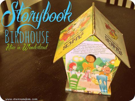 ... It's on Random: Storybook Birdhouse