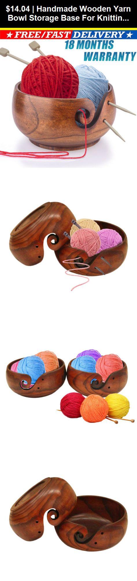 """Handmade Maple Needle Holder 1/"""" x 3.65/"""" Furls :Needle Case Large:"""