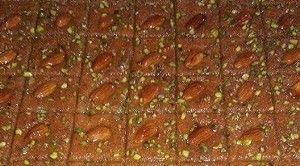 طريقة الهريسة كل حبه بحبتها بنكهتها اﻻصليه زاكي Arabic Food Food Condiments