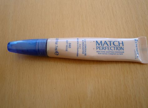 Make-Up Anonymous: Rimmel Match Perfection
