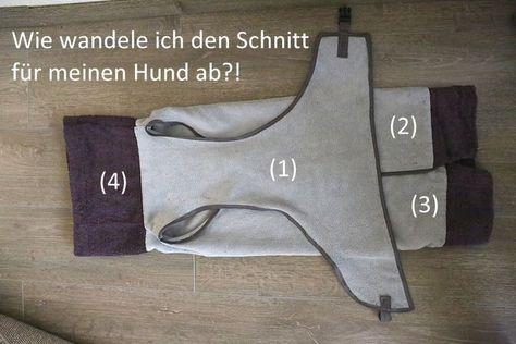 255.-264. Tag | DIY: Einen Hundebademantel selber nähen - Hundeblog: My Gubacca...