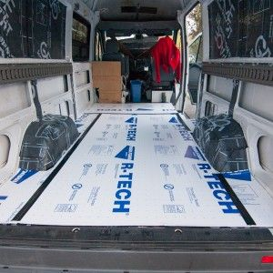 1 2 Rigid Foam Floor Insulation Sprinter
