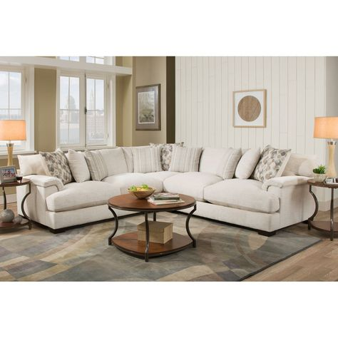 Pleasant Chelsea Home Furniture Butler 3 Piece Sectional Shambala Pdpeps Interior Chair Design Pdpepsorg