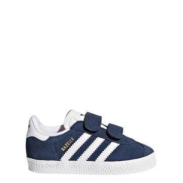 Sapatilhas com presilha autoaderente, Gazelle CF I   Sapatos