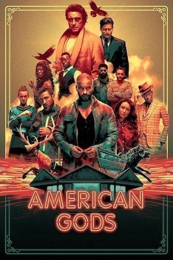 American Gods Season 3 Episode 7 S03e07 Mp4 Download In 2021 American Gods American God