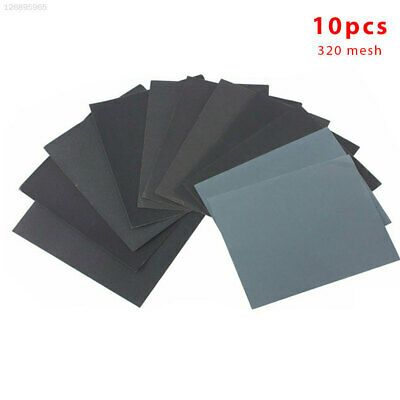 Ebay Advertisement 636a Sheet Automotive Sandpaper Sanding 10pcs Car Sandpaper Indust Car Tools Sandpaper Car